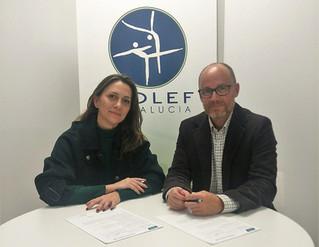 COLEF Andalucía y PSN renuevan su acuerdo de colaboración