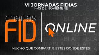 VI Jornadas FIDIAS online: Tarifa especial para colegiados/as y precolegiados/as COLEF Andalucía