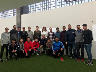 Éxito de la primera edición del curso de formación para el peritaje de pruebas físicas