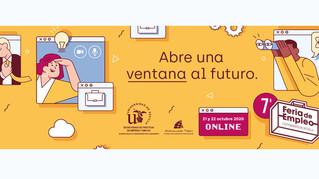 El COLEF Andalucía, presente en la 7ª Feria de Empleo de la Universidad de Sevilla (online)