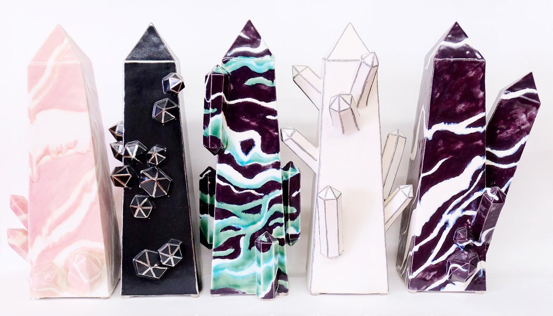 Crystal Hybrids