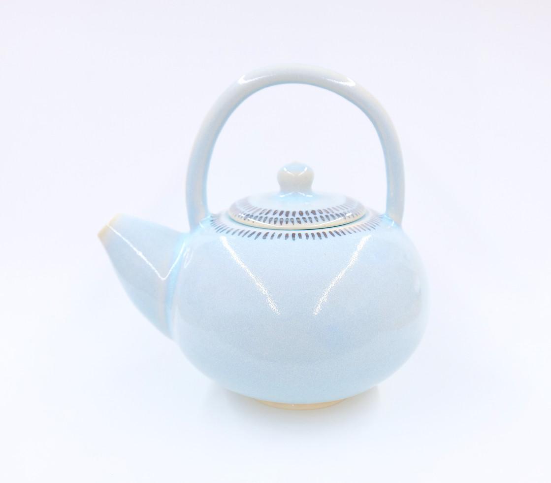 Round Bellied Teapot
