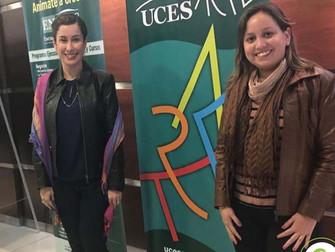 Professoras do curso de Psicologia do Iespes apresentam trabalhos científicos na Argentina