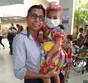 Projeto ABC Brincando no HRBA alegra pacientes durante festa junina