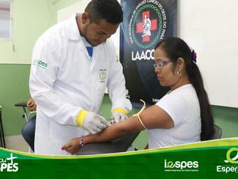 Lacoop realiza campanha de doação de medula óssea no Iespes