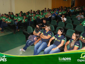 Iespes lança campanha do Vestibular 2018