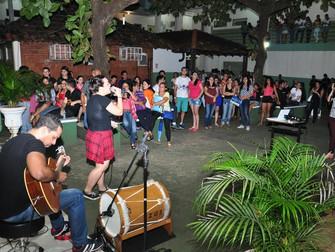 Quinta Cultural IESPES reúne artistas locais