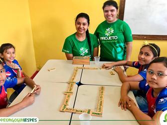 Curso de Pedagogia participa de ação pedagógica do projeto Cidadão do Futuro