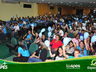 Turma de Pedagogia realiza evento alusivo ao Dia Mundial do Autista