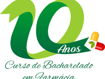 Divulgada logomarca vencedora do concurso de Farmácia