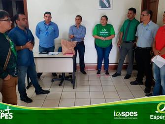 Acadêmicos dos cursos de Administração e Logística participam de visita técnica na Inmetro