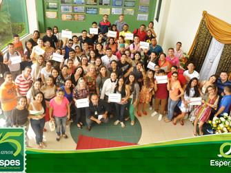 Atividade reúne representantes de turmas do Iespes para debater melhorias