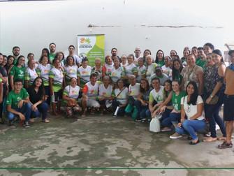 Alunos de Farmácia finalizam estágio com participantes do projeto Esperança na Comunidade