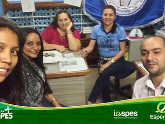 Liga Acadêmica do Iespes firma parceria com escola São Francisco