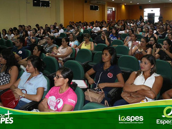 Acadêmicos do Iespes participam de reintegração do Hospital Regional