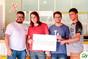 Alunos de Redes de Computadores conquistam segundo lugar na fase regional da 24ª Maratona Nacional d
