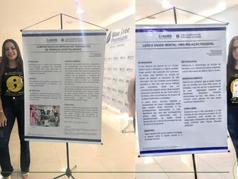 Resumos da Liga de Psicologia do Iespes são aprovados e apresentados em Fórum Internacional