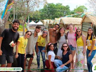 Alunos de Psicologia estudam aspectos grupais e da cultura durante o Sairé 2018