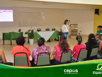 Funcionários do Cepes recebem treinamento sobre Inteligência Emocional
