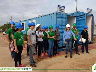 Alunos de Gestão Ambiental conhecem Sistema de Gestão Integrado da empresa Bertolini