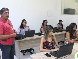 NAF e curso de Ciências Contábeis promovem ação para declaração de imposto de renda