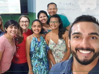 Profissionais do Serviço Escola de Psicologia participam de oficina para se atualizarem sobre novas