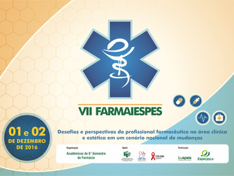 Turma de Farmácia realiza VII FarmaIespes