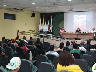 Comunicadores de Santarém debatem sobre o futuro do rádio durante Colóquio no Iespes