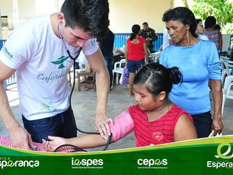 Fundação Esperança participa da 15ª edição do projeto Viva a Vida