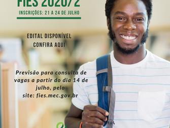 Ministério da Educação divulga edital do Fundo de Financiamento Estudantil - Fies 2020/2