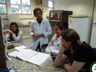 Acadêmicos de Biomedicina participam de estágio científico em laboratório da UFPA