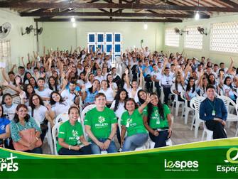 Iespes participa de Jornada de Orientação Profissional