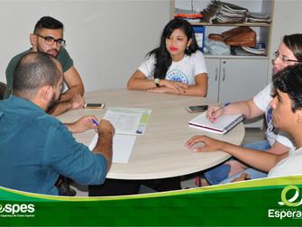 DCE do Iespes promove Trote Solidário
