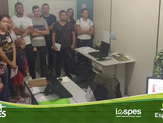 Acadêmicos de Gestão Ambiental visitam Secretaria Municipal de Meio Ambiente