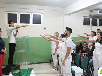 Cerimônia do Jaleco marca início da vida acadêmica na área da saúde