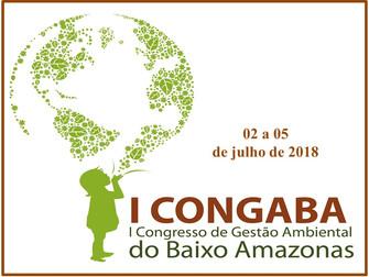 Ufopa e Iespes promovem o I Congresso de Gestão Ambiental do Baixo Amazonas