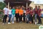 Cursos do Iespes apoiam ação da Operação Sorriso na comunidade do Tiningú