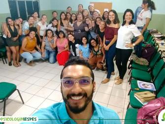 Psicóloga aborda atuação do psicólogo nas Medidas Socioeducativas para alunos do Iespes