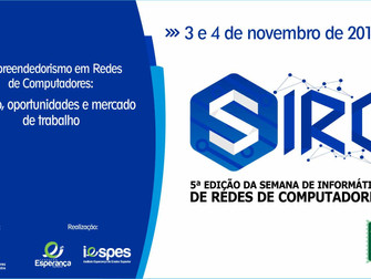 SIRC 2016 aborda empreendedorismo em Redes de Computadores