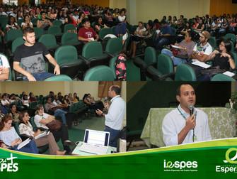 Alunos e professores participam da primeira reunião do Programa de Incentivo à Pesquisa e Extensão 2