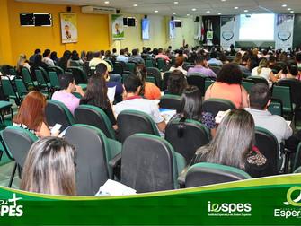 Iespes sedia 1º Seminário de Segurança do Paciente do Baixo Amazonas