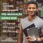 Conheça os cursos de pós-graduação do Iespes para início ainda este mês