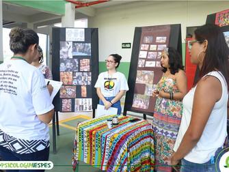 Alunos de Psicologia promovem atividade pela valorização da cultura afro-brasileira