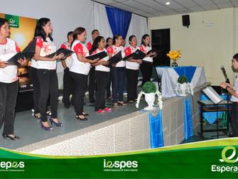 Celebração em ação de graças marca inicio das programações de aniversário do Cepes e Iespes