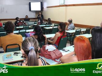 Acadêmicos de Jornalismo participam de palestra sobre gerenciamento de crise