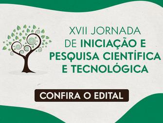 Abertas inscrições de trabalhos a serem apresentados na XVII Jornada Científica do Iespes