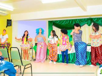 Cepes recebe novos alunos com programação especial