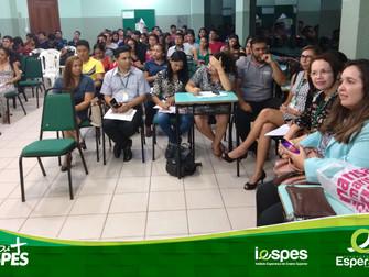 Acadêmicos e profissionais participam da inauguração do Núcleo de Apoio Contábil e Fiscal (NAF) do I