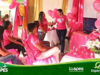 Curso de Enfermagem promove evento alusivo a campanha Outubro Rosa
