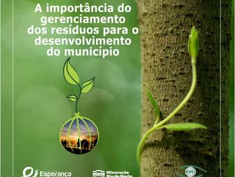 Programação sobre gerenciamento de resíduos marca Dia Mundial do Meio Ambiente